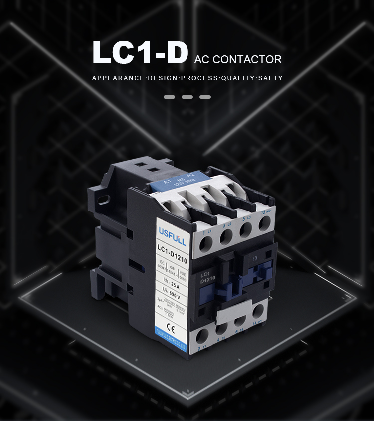 USFULL LC1-D AC CONTACTOR